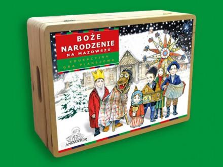 Boze Narodzenie na Mazowszu